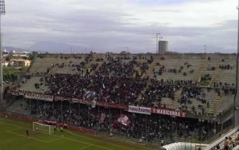Salernitana-Nocerina: minacce ultrà e il derby dura pochi minuti (Video)