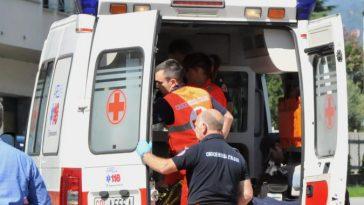 ferito tassista a roma