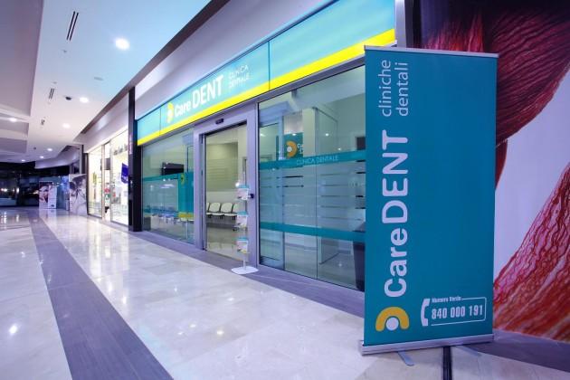 caredent studio dentistico franchising