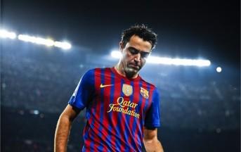 """Liga, Barcellona: una """"bandiera"""" lascia a fine stagione, addio a Xavi"""