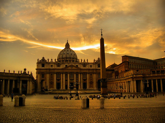 Vaticano Papa Francesco riceve Noemi