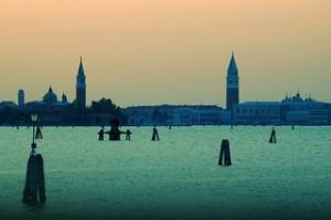 Stop navi Venezia
