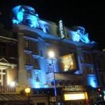 Apollo Theatre crollo
