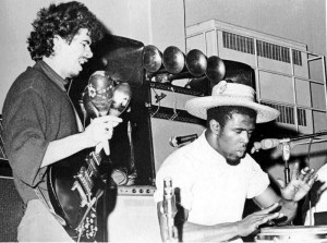 Carlos Santana e Marcus Malone2