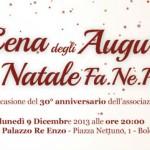 Cena di gala Bologna 9 dicembre 2013
