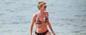 Charlize Theron Bikini Hawaii2