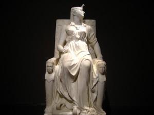 Cleopatra statua