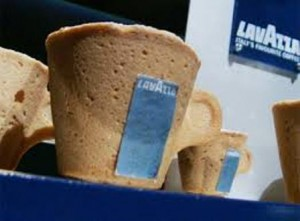 Cookie Cup Lavazza