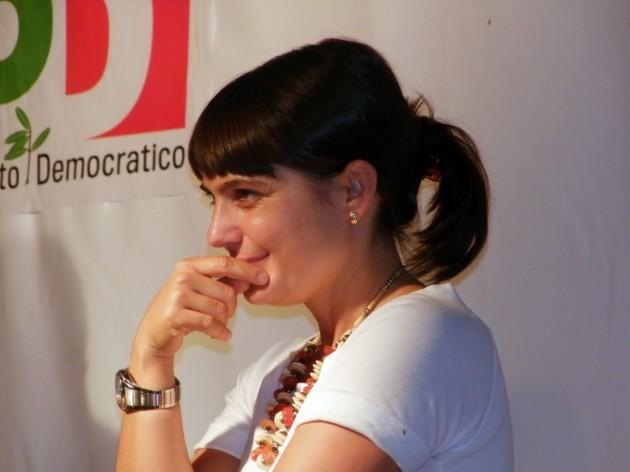 Renzi ecco la nuova segreteria del pd 5 uomini 7 donne for Parlamentari donne del pd