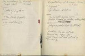 Diario inedito di Jim Morrison