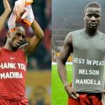 Didier Drogba ed Emmanuel Eboué