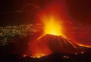 Etna 20esima eruzione