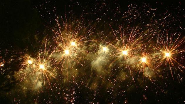 fuochi d'artificio Capodanno Rimini