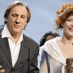 Gérard e Julie Depardieu