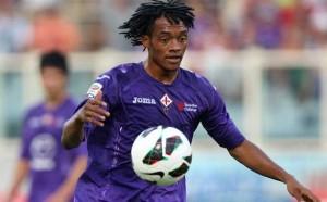 Juan Cuadrado Fiorentina2