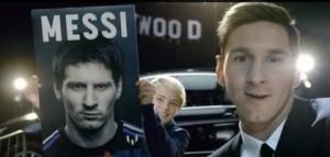 Lionel Messi e Kobe Bryant spot2