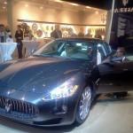 Maserati centenario 2014