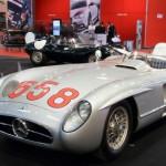 Mercedes monoposto mostra museo Ferrari
