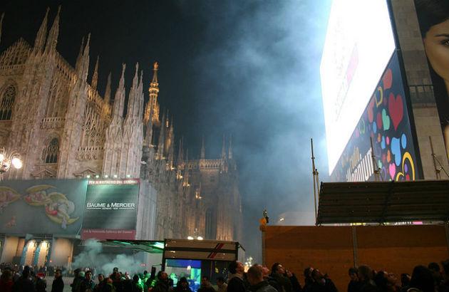 Milano Capodanno 2014