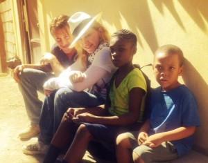 Modonna e Sean Penn per Haiti