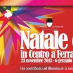 Natale centro Ferrara 2013
