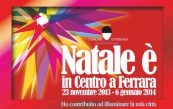 Natale è…in centro a Ferrara