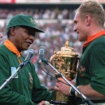 Nelson Mandela e il rugby