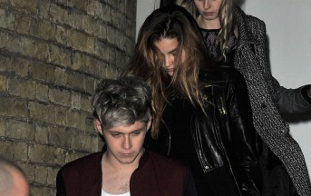 One Direction: Niall Horan paparazzato con la modella Barbara Palvin