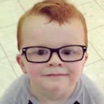 Noah Fisher occhiali