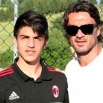 Paolo e Christian Maldini