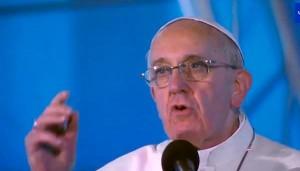 Papa Francesco Jogo Bendito