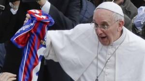 Papa Francesco Jogo Bendito2