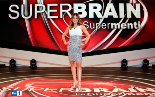 Superbrain Paola Perego