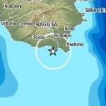 Terremoto Sicilia epicentro Ragusa - Siracusa
