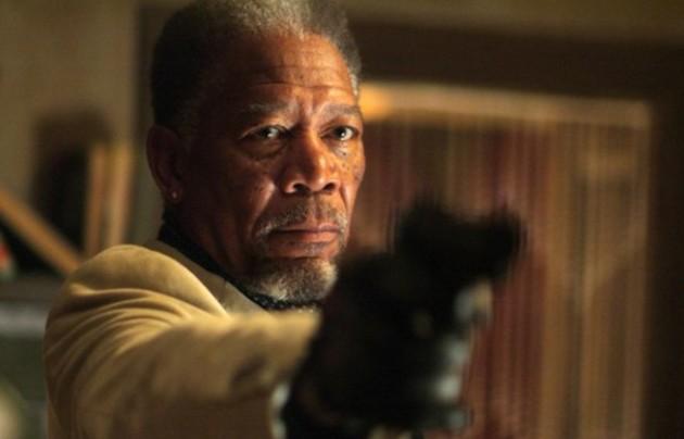 The code Morgan Freeman