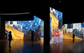 Van Gogh Alive a Milano