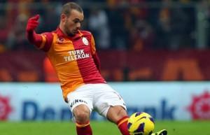 Wesley Sneijder Galatasaray2