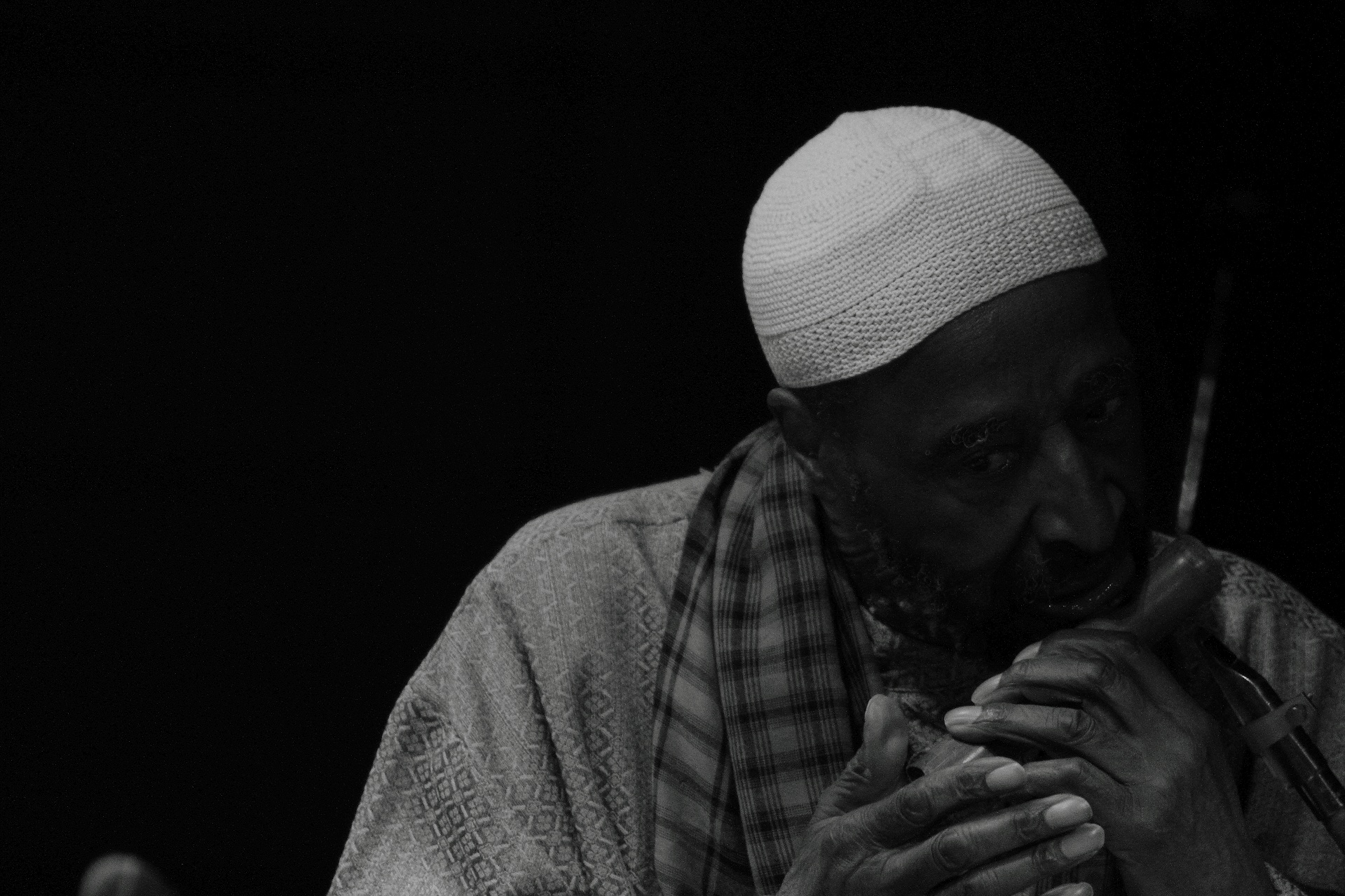 Yusef Lateef and Adam Rudolph - Live In Seattle