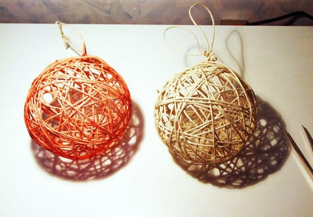Decorazioni natale 2013 fai da te splendide originali e - Creare decorazioni natalizie ...