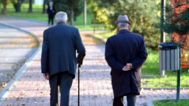 amici anziani