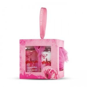 cube prodotti alla rosa body shop 8 euro natale