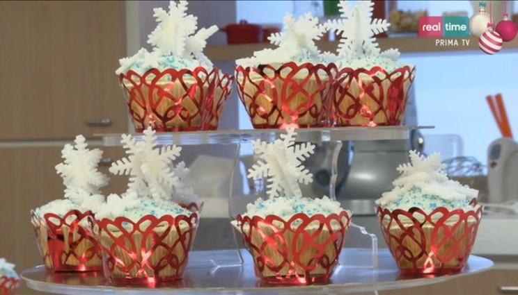 Natale 2013 ricette, la ricetta dei cupcakes natalizi di ...