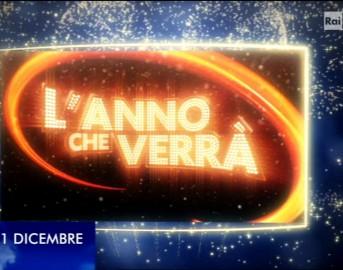 Ascolti tv 31 dicembre 2017, Amadeus doppia Federica Panicucci: vince L'Anno che verrà
