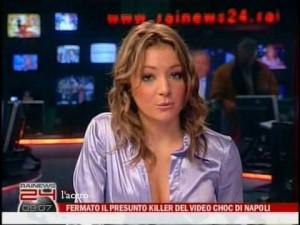 laura tangherlini giornalista rainews