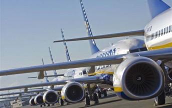 Ryanair chiude ad Alghero e Pescara, in arrivo il taglio di 600 posti di lavoro