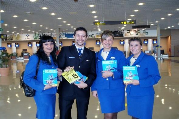 ricerca assistenti volo ryanair