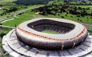 stadio FNB di Johannesburg