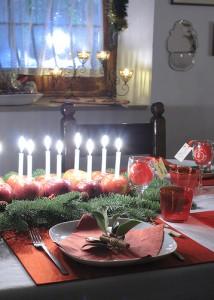 Natale 2013 tavola