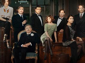 una famiglia miniserie
