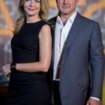 Alessandra Viero e Gianluigi Nuzzi
